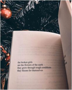 10.8k Likes, 60 Comments - r.h. Sin (@r.h.sin) on Instagram: �from the book  � i hope this reaches her i�   Tattoo quotes about strength, Flower quotes,  Words quotes