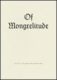 Of Mongrelitude, Julian Talamantez Brolaski